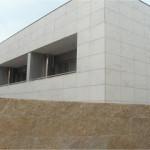 Fachada Ventilada em Mármore Estremoz
