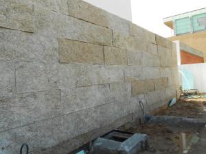 Obra Canidelo (escacilhado) a 4cm